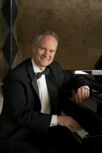 Pianist Eric Zimmermann