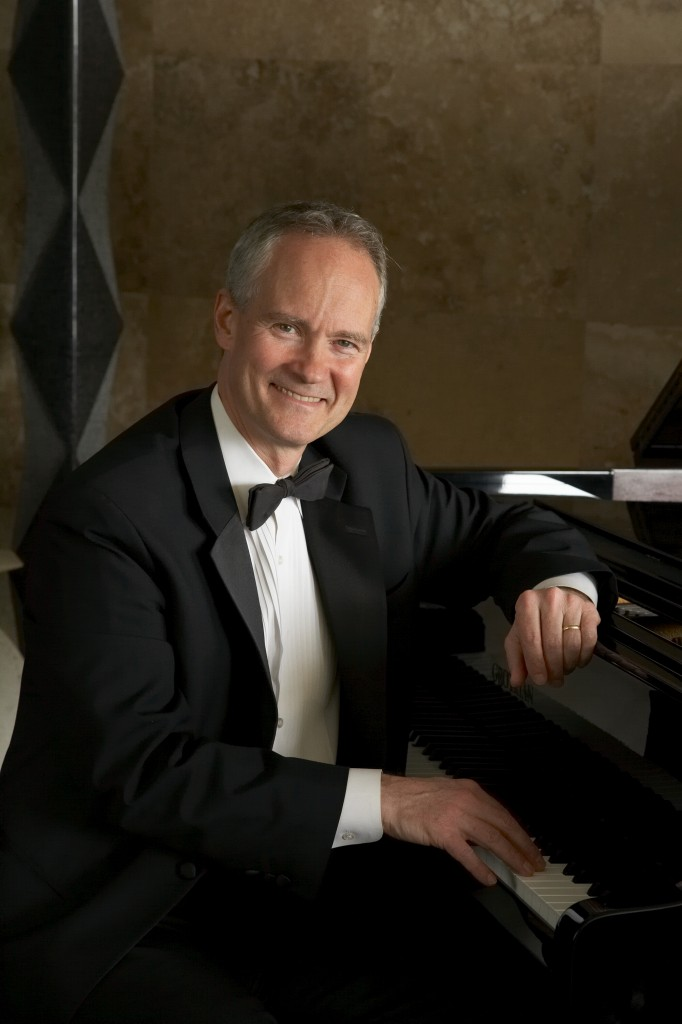 Pianist Eric Zimmermann