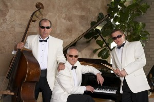 Jazz Trio with Sunglasses