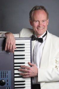 Pianist Eric Zimmermann with Keyboard