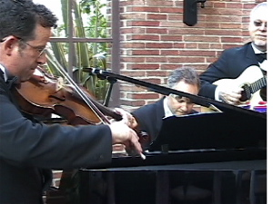 Elegant Music Swing String Trio