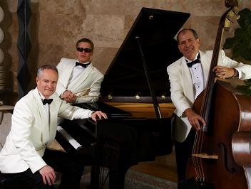 Jazz Trio no sun glasses