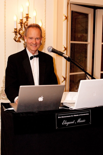 Eric Zimmermann DJ / Master of Ceremonies