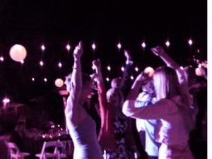 DJ Eric Zimmermann performs at Maravilla Gardens in Camarillo