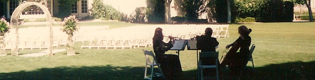 Wedding Ceremony - Malibu Lake Mountain Club