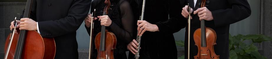 String Quartet with Flute