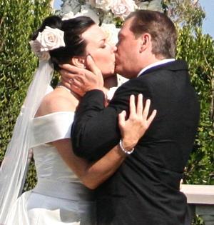 The Kiss @ Villa Sancti Di Bella Vista Malibu, CA.