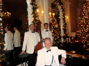 Elegant Music Jazz Trio @ The Valley Hunt Club.
