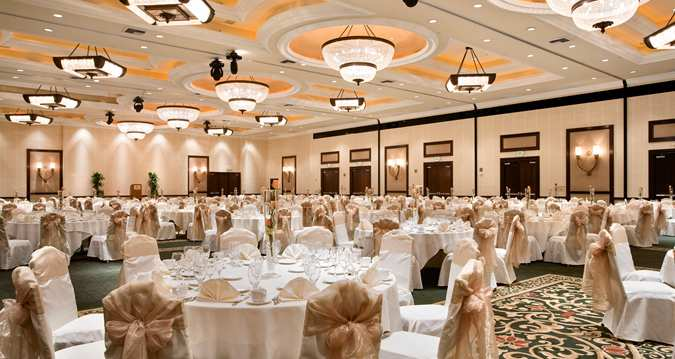 San Gabriel Hilton Ballroom