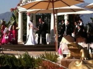 Roof Top Wedding San Gabriel Hilton 6