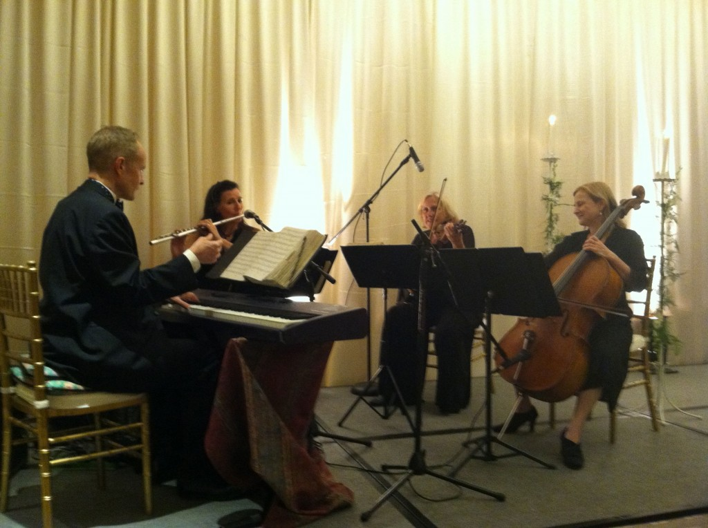 Elegant Music Quartet 626-797-1795