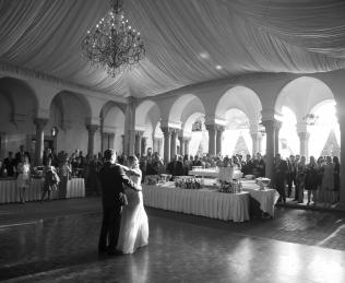 First Dance @ The Athenaeum Pasadena, CA