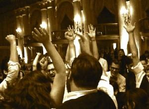 Dancers Manhattan CC Ad