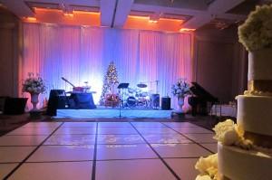 Jazz with Wedding Cake