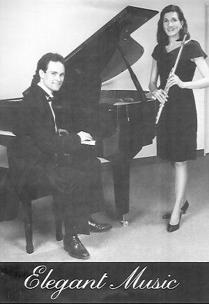 Sheila and Eric Zimmermann Elegant Music 1990