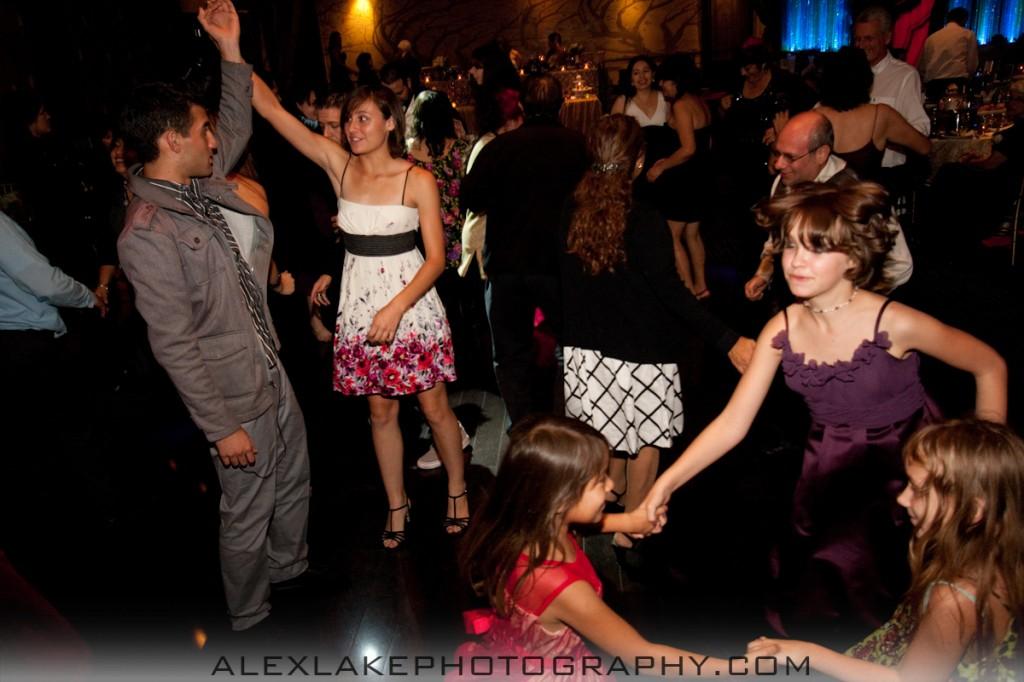 Kids Dancing @ a Wedding