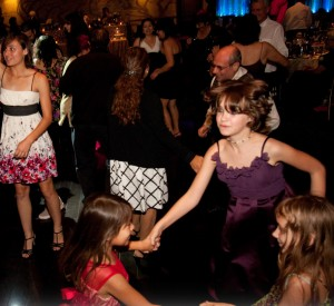 Kids Dancing @ a Wedding