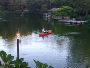 Pasadena Lake