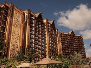 Disney Aulani Resort Oahu, Hawaii