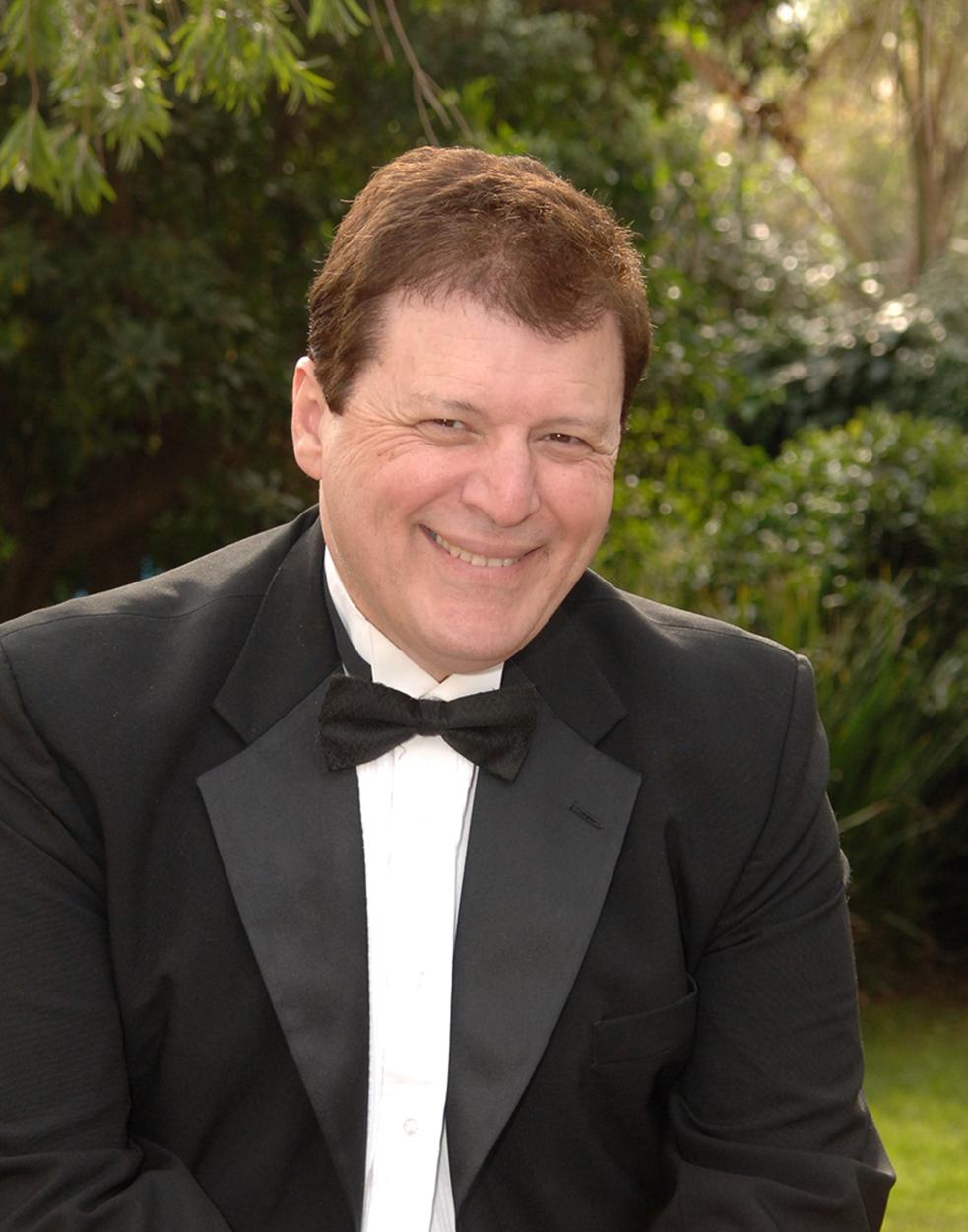 Jazz Pianist Marty Rosen