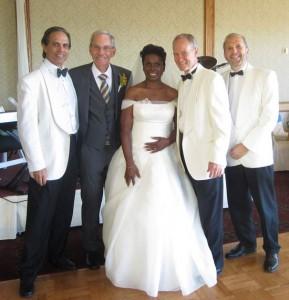 Elegant Music Jazz Trio 626-797-1795 Jazz Wedding @ Castaway Restaurant Burbank, CA