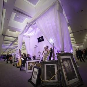 Elegant Music @ Wedding Factories Booth LA Convention Center January 2014