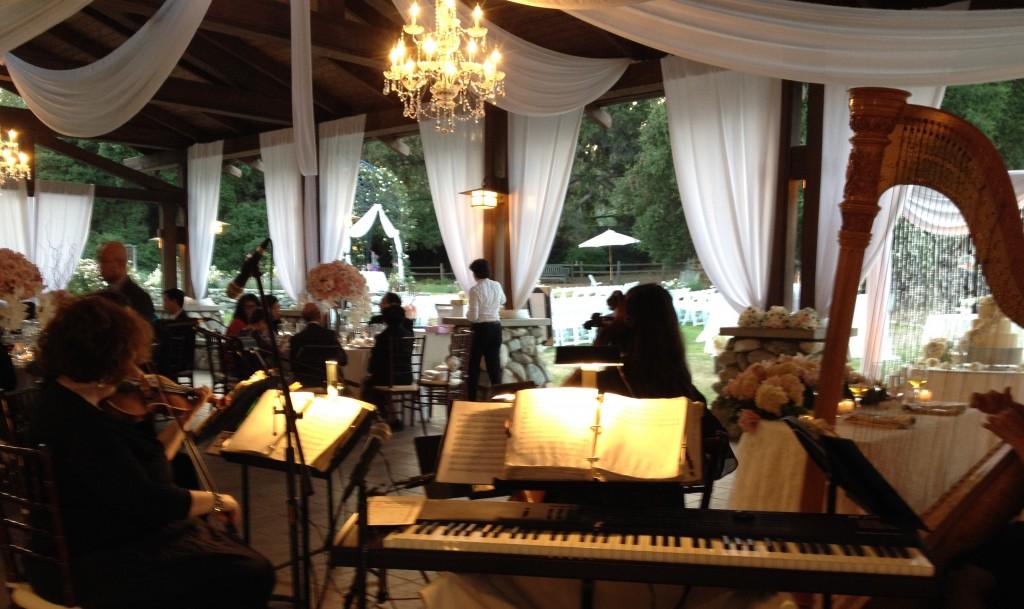 Descanso Gardens Wedding Design and Coordination by Michelle Tu of Aquafuzion