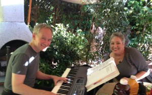 Sing Along with Pianist Eric Zimmermann