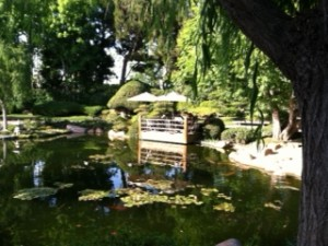 Elegant Music Quartet @ Cal State Long Beach Japanese Garden