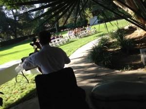 Elegant Music Wedding Ceremony @ The Clarke Estate