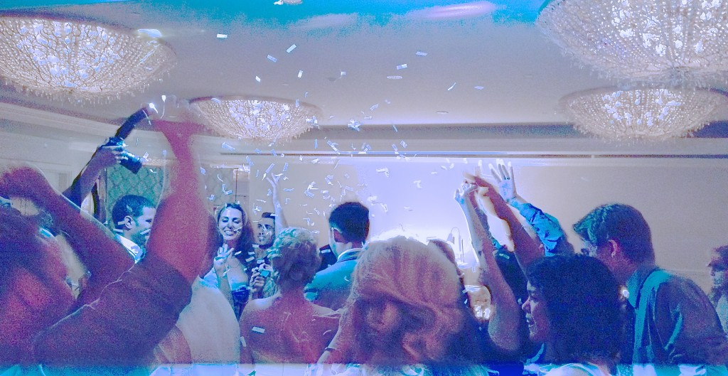 Wedding Reception Dancers @ Loews Coronado San Diego California. Eric Zimmermann DJ/Master of Ceremonies Elegant Music