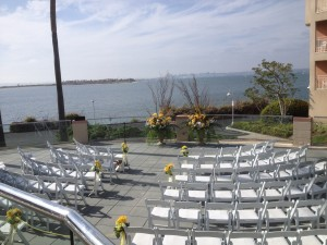 Loews Coronado Wedding San Diego