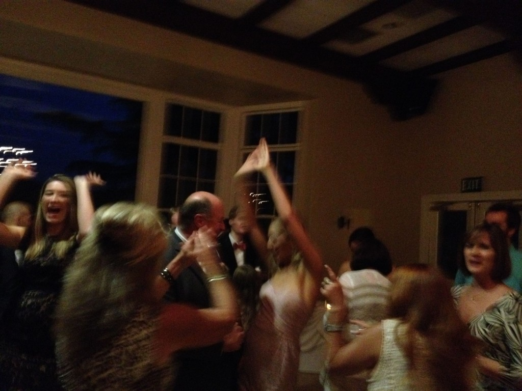 Wedding Reception @ Altadena Country Club DJ Eric Zimmermann Elegant Music