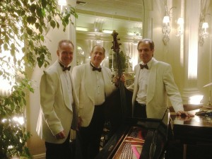 Elegant Music Jazz Trio @ a private club in Pasadena