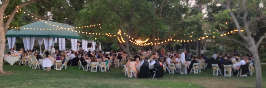 Wedding @ Pickwick Gardens Burbank, CA