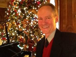 Eric Zimmermann Christmas Selfie