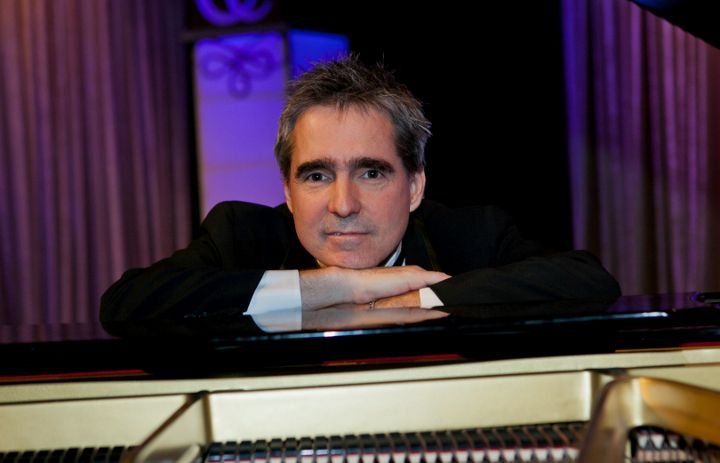 Pianist and Vocalist Marc Bosserman
