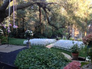 Wedding Ceremony @ Calamigos Ranch Malibu