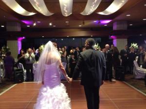 Congratulations Christopher and Rita!
