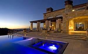 Rocky Oaks Estate Infinity Pool Malibu, CA