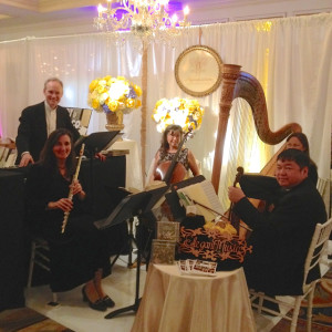 The Elegant Music Quintet @ The Langham Bridal Show