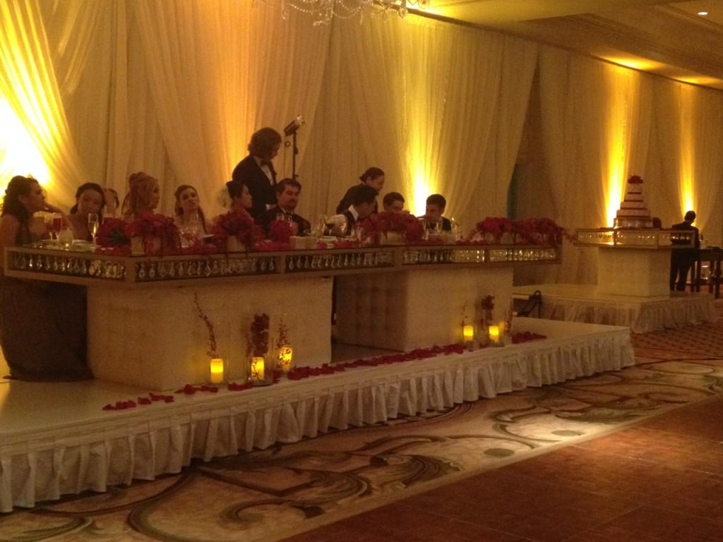 Langham Wedding Design by Carol Woo