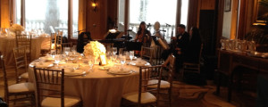 Elegant Music Quartet @ Marina Vista Ballroom Ritz-Carlton Marina del Rey
