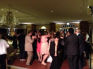 Wedding Reception Dancers @ Ritz-Carlton Marina del Rey