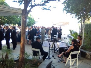 Elegant Music Quartet @ Calamigos Equestrian Center Burbank, CA