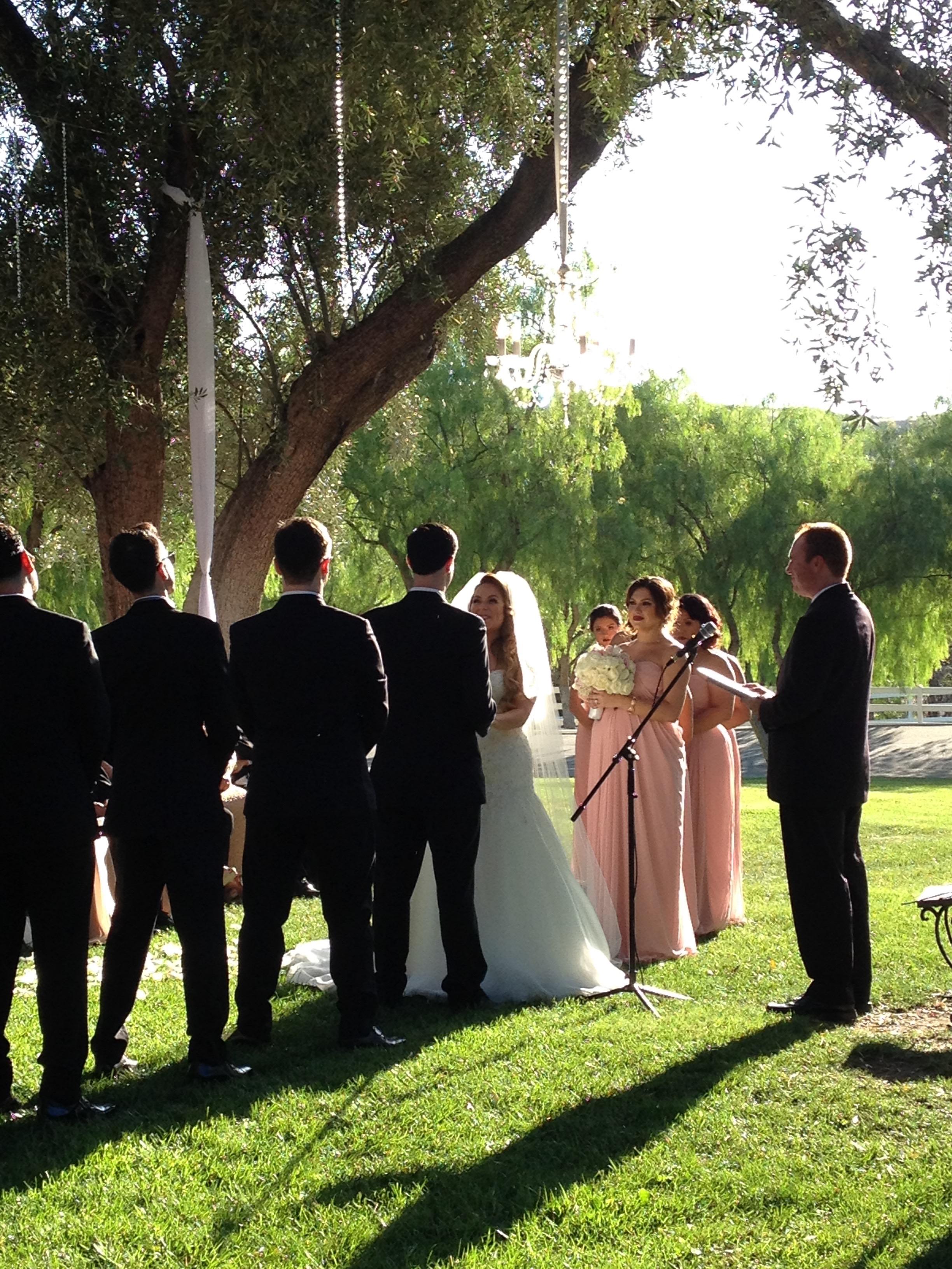 Elegant Music Quartet @ Hummingbird's Nest Ranch