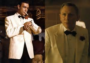 """I don't think there is a man alive who doesn't admire """"James Bond""""."""