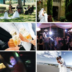 Elegant Music: Live Music, DJ Dance Music & Professional Announcing for Weddings and Parties.