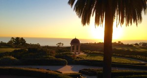 Sunset @ Pelican Hill Resort