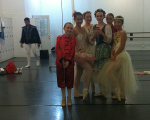 Sara Zimmermann & Winter's Eve Dancers